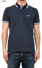 MEN Hugo BOSS Men's Paddy Polo Shirt Size XXL NAVY