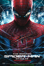 THE AMAZING SPIDER-MAN 2 MOVIE POSTER Orig. DS 27x40 Rare International Style C