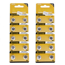Lr41 coin button cell single use batteries for sale ebay for Batteria bottone lr1130