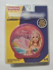 Fisher Price Barbie Digital Arts & Craft Studio Fairytopia  NEW SOFTWARE