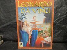 Leonardo Da Vinci NIB Factory Sealed daVinci Games