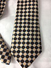 vintage * City Style *Diolen * Krawatte* Schlips * tie* Binder * breit