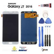 Pantalla Completa Samsung Galaxy J7 2016 J710 J710FN Lcd Tactil SM-J710 Blanca