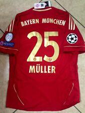 Germany bayern Munich Thomas Muller Md  jersey  original Trikot football shirt