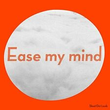 CD  Ease My Mind Shout Out Louds Digipack (K21)
