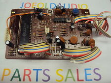 Sansui 3900Z or 4900Z F-3326 Tuning Controller Board. Tested. Parting Out 3900Z.
