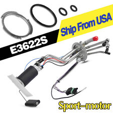 Gas Fuel Pump & Sending Unit Set For 96-97 Chevy GMC C/K C1500 K2500 3500 V6 V8
