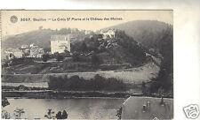 Belgique - cpa - BOUILLON - La crête St Pierre et le château des Moines (H5458)
