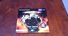 DOCTOR WHO PEST CONTROL 1 BBC TV OST 1st UK CD 2008 David Tennant Catherine Tate
