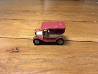 Matchbox Models Of Yesteryear - 1911 Model T Ford - Y1