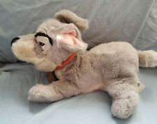 Walt Disney Lady and the Tramp, Tramp Puppy Dog plush/beany - 12""