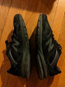 New Balance Suede EE Athletic Shoes for