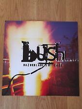 BUSH Razorblade Suitcase Gavin Rossdale Album Flat Display Promo 1996