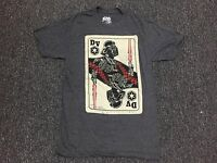 Star Wars Darth Vader DV Lightsaber Playing Card Vintage Movie T shirt S-2XL