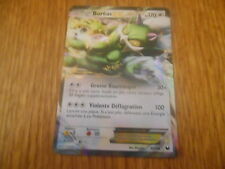 Carte Pokémon Ultra Rare Boréas EX 170 PV 90/108 (Explorateurs Obscurs) TBE
