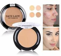 Concealer Full Cover Cream Facial Make Up Waterproof Foundation Face Contour