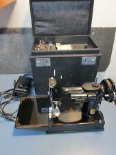 Singer Featherweight 221-1 Sewing Machine 1947 AH203059