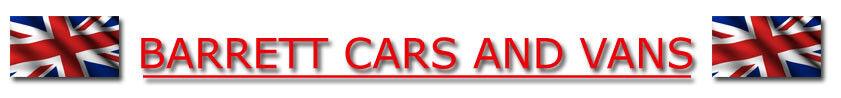 Barrett Cars And Vans
