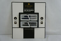Cross Calais Ballpoint and Rollerball Gift Set, 4 Pens Total, 2-pack NEW