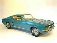 1967 Ford Mustang Fastback Wen Mac Toy Car AMF  #2