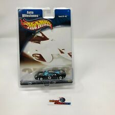 Ford GT-40 * Hot Wheels Auto Milestones w/ Real Riders * NA8