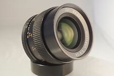 CARL ZEISS DISTAGON CONTAX  28mm f 2.8 LENS. GREAT CONDITION. + SONY ADAPTER