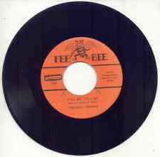 45 - The Dell Vikings - Finger Poppin' Woman / Tell Me, Tell Me