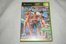 Outlaw Volleyball (Microsoft Xbox) w/ Case