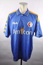 FC Twente Trikot Gr. XL 1998-1999 Away Fila 90er vintage Amicon blau Jersey