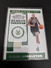 2019-20 Panini Contenders Basketball #61 Khris Middleton