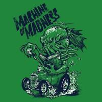 Lovecraft Cthulhu Cool Rat Fink Crazy Madness Machine Satire Men Teefury Shirt