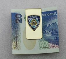 US NYPD SIGN MONEY CLIP