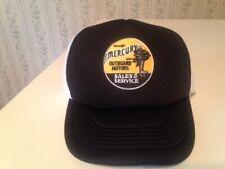 MERCURY OUTBOARD MOTORS HAT CAP