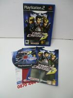 RARE - Time Crisis 3 PS2 (Sony PlayStation 2, 2003) PAL version