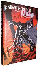 COMICS - URBAN COMICS - GRANT MORRISON PRESENTE - BATMAN T.01 : L'HERITAGE...