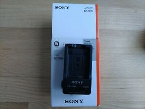 Sony BC-TRW Compact 100/240V Quick Charger for NP-FW50 Battery