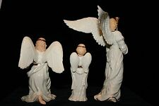 "Vintage LENOX The Classic Nativity ""The Angels""  3 angels  1995 IOS"