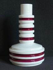 Rara op art pop art jarrón de porcelana Edelstein Bavaria Skyscraper memphis Style