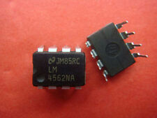5PCS  LM4562NA   LM-4562NA   LM 4562NA   LM4562NA/NOP  DIP-8    Audio OP AMP  IC
