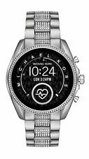Michael Kors Access Gen 5 Silver Bradshaw Smartwatch Pave MKT5088