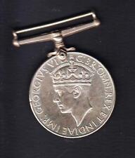 UK  MILITARY MEDALLION l,Georgivs VI, WWII,