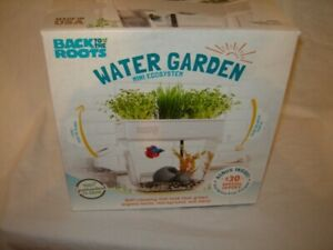 Back to the Roots Water Garden Mini Ecosystem #1 (0711)