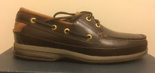 Sperry Or ASV Amaretto Chaussures Bateau UK Taille 6.5