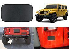 OEM Mopar Rear License Plate Delete Panel For 2007-2017 Jeep Wrangler JK New