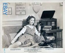 Shirley Temple Miss Annie Rooney VINTAGE Photo