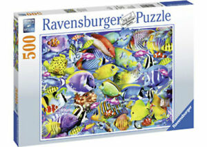 Ravensburger - Tropical Traffic Jigsaw Puzzle 500pc