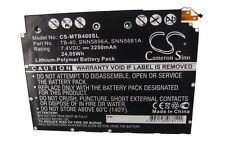 Battery 3250mAh type SNN5881A For Motorola XOOM MZ600