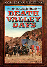 Death Valley Days The Complete First Season DVD 3-Disc Set