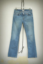 Uncharted Territory Size 27 Distressed Boot Cut Denim Jeans