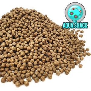 Floating Pond Pellets - Premium Fish Food Koi Carp Goldfish Coldwater Chub Bulk